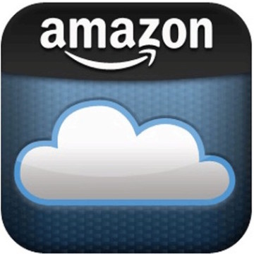 amazon cloud drive icona