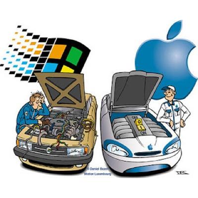 apple e microsoft icon 400