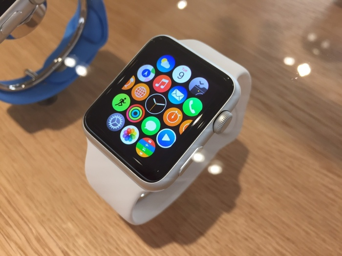 apple watch parigi 2