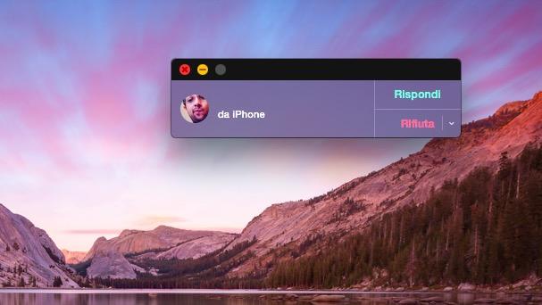 Parla al tuo iPhone per interagire con la rete