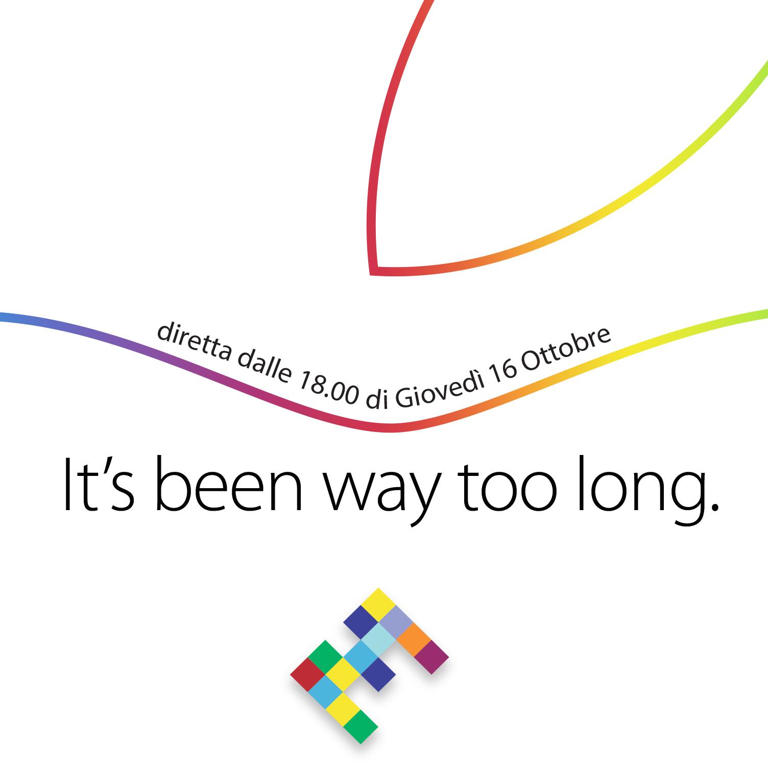 evento apple 16 ottobre icon 500
