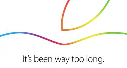evento apple 16 ottobre