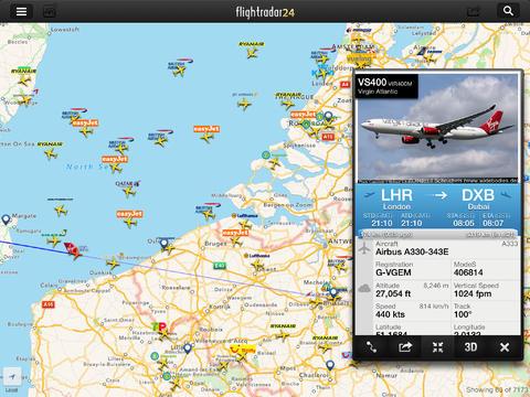 flightradar24 pro