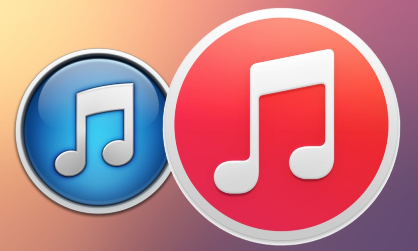 downgrade iTunes 12