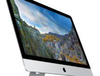 Apple, iMac Retina 4K da 21.5″ la prossima settimana?
