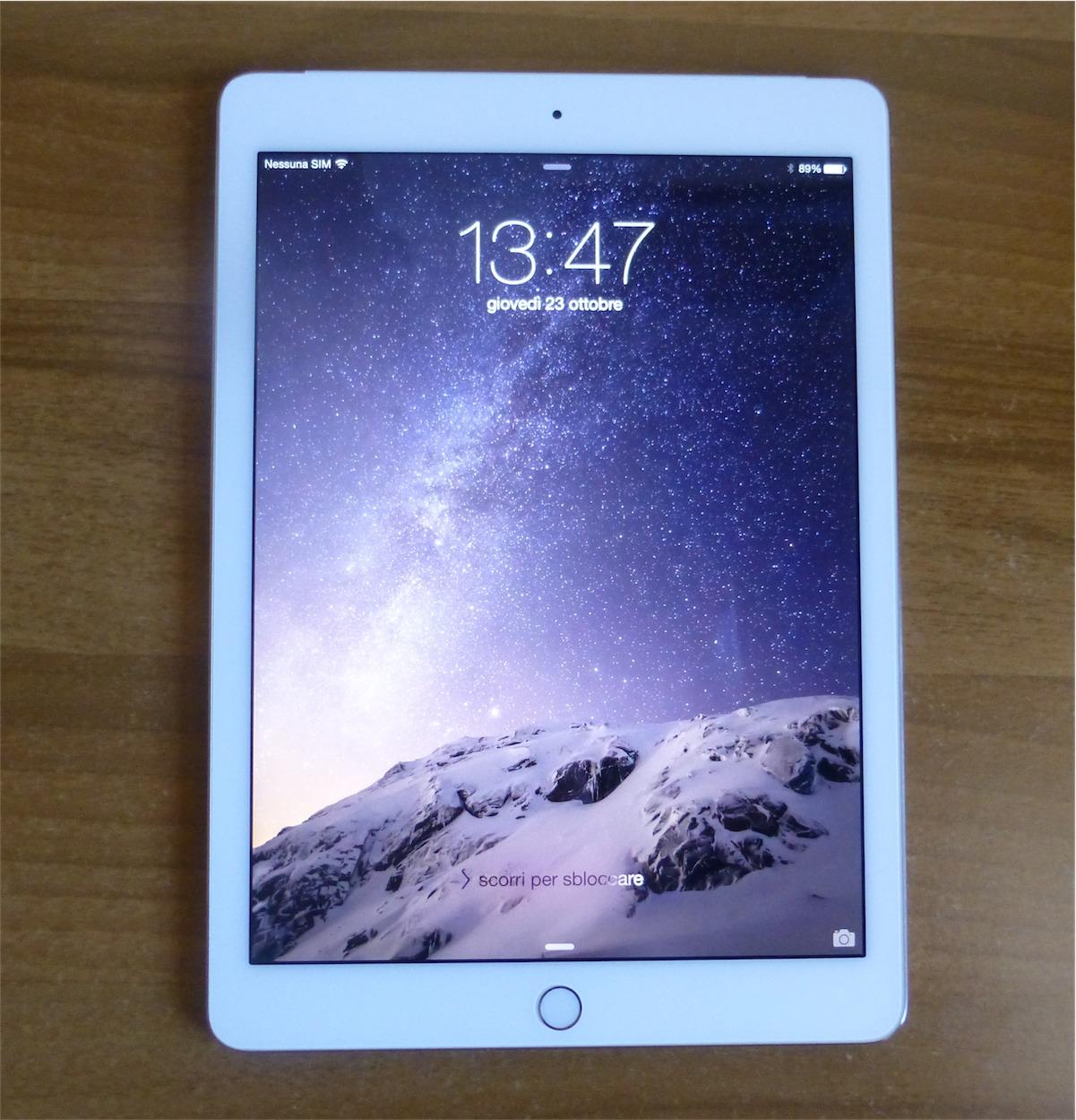 Vibragate, gli altoparlanti dell'iPad 2 vibrano troppo?