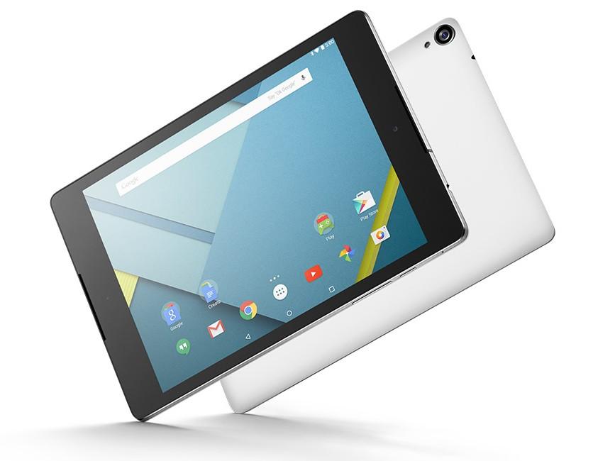 Nexus 9 su Google Play Store