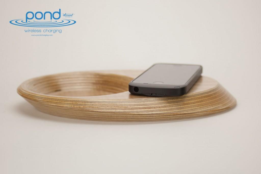 ricarica wireless iphone 5