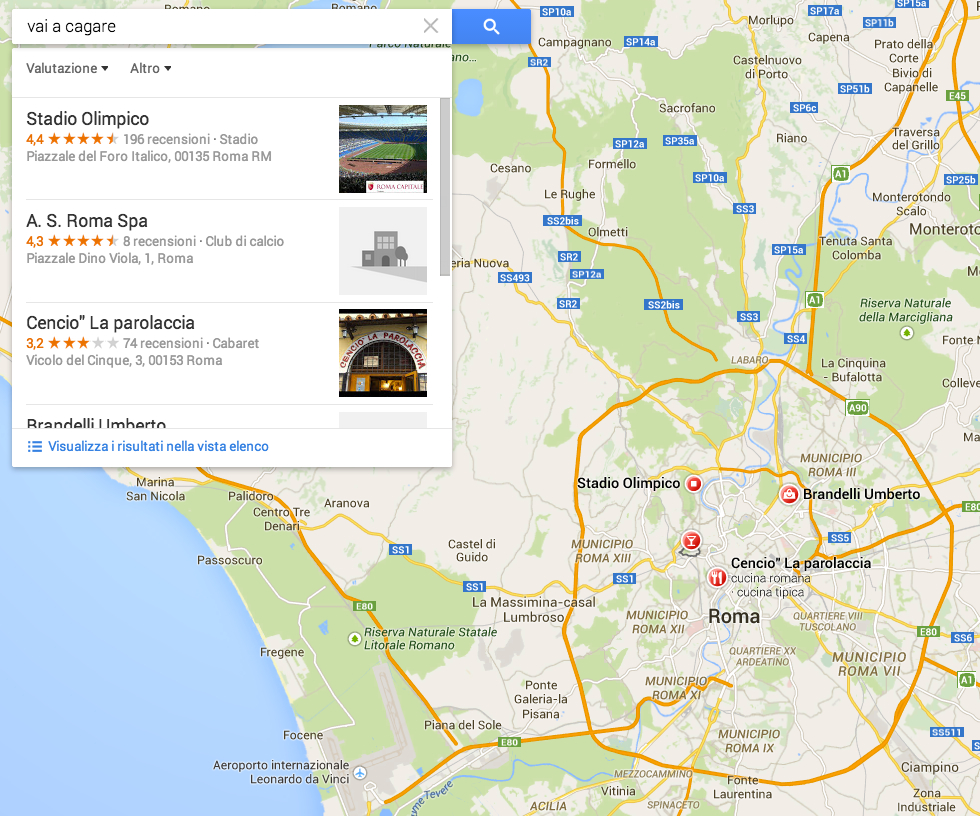 sfottò google maps-2