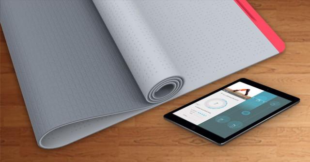 In arrivo SmartMat, il tappetino hi-tech per lo Yoga