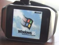 smartwatch windows 95 su Galaxy Gear icon 600