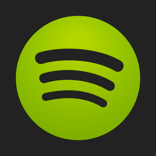 spotify per ipad icon 500 ne