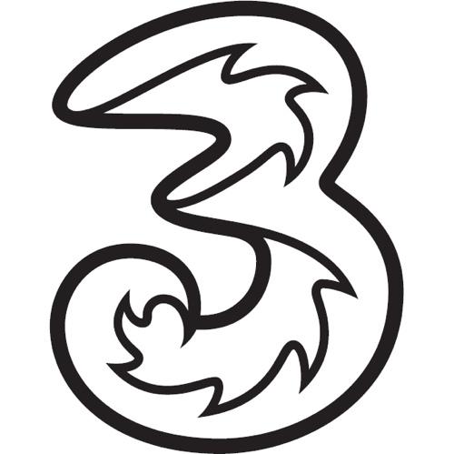 tre italia 3 logo 500