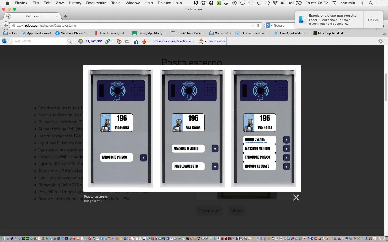 Ipdoor porta il videocitofono sul vostro smartphone for Costo videocitofono
