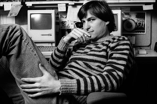 Steve Jobs regalava Jaguar, decideva come fare applicazioni con un pennarello