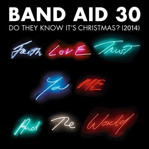 Le star della musica contro Ebola: su iTunes il brano Do They Know It's Christmas