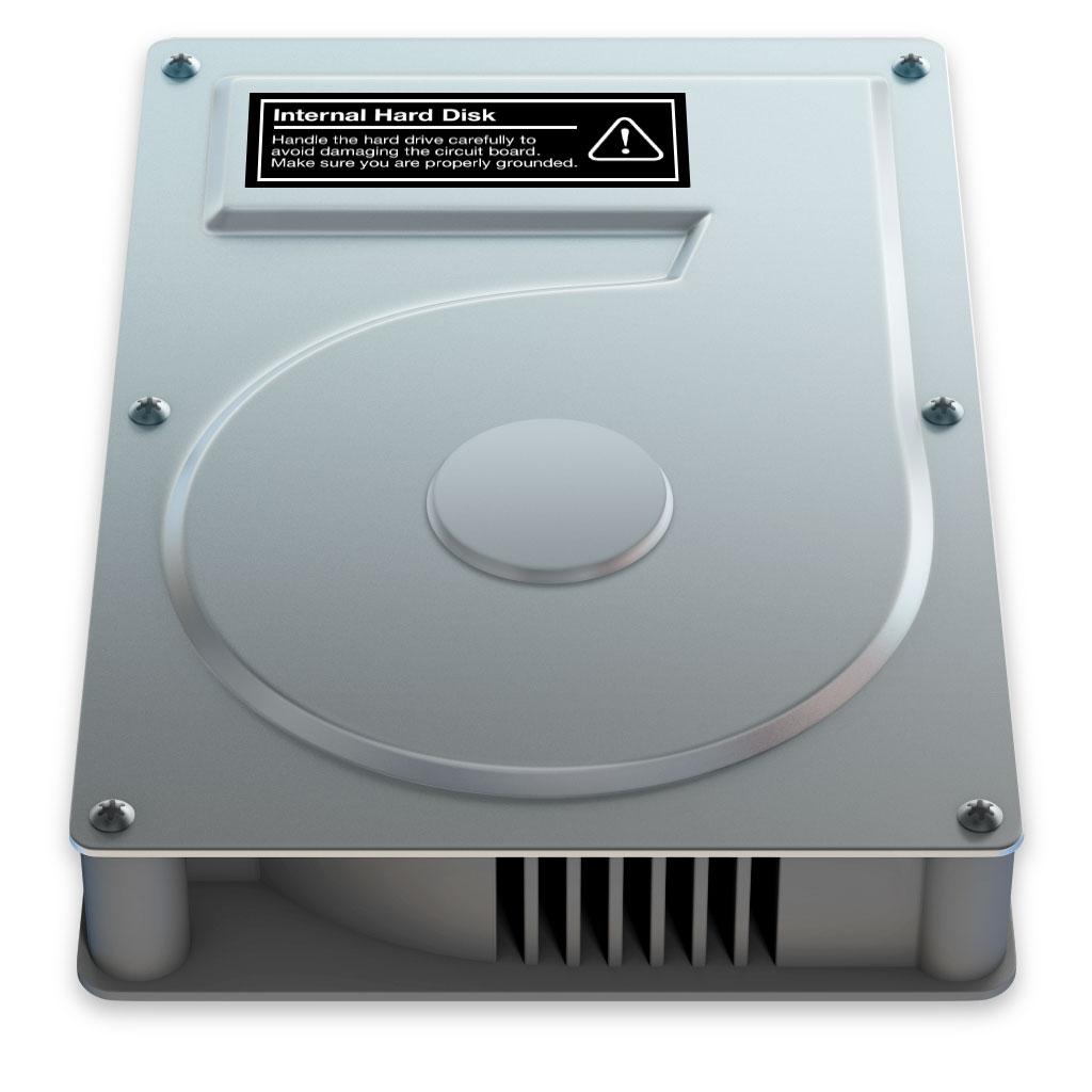 Icona disco rigido