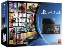 Black Friday 2014: offerta PS4, solo 349 euro con GTA 5 e spedizione gratuita