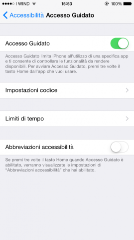 bloccare foto su iPhone
