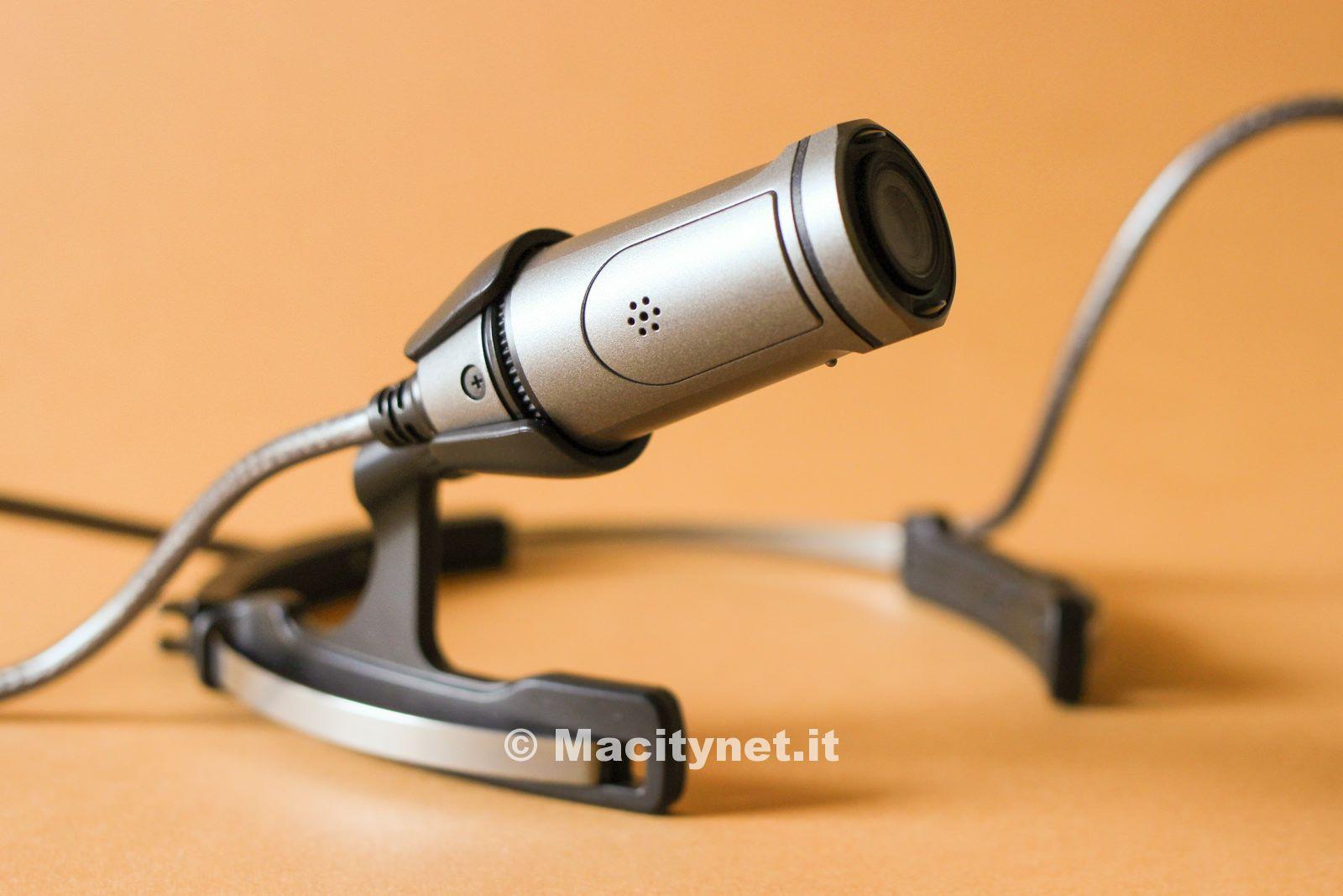 Recensione Panasonic HX-A500