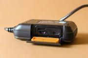 dentro troviamo l'ingresso microUSB per la ricarica e micro SD per inserire la schedina
