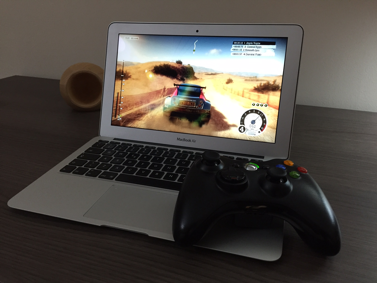 xbox 360 controller mac