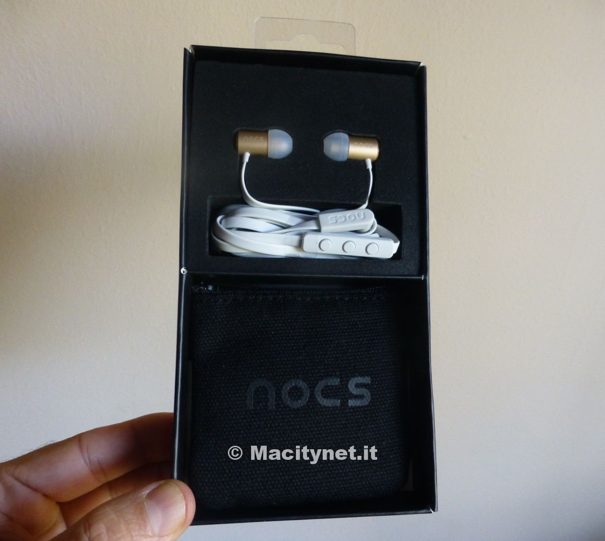 Recensione Nocs NS500 Aluminum: gli auricolari svedesi che fanno invidia ad Apple