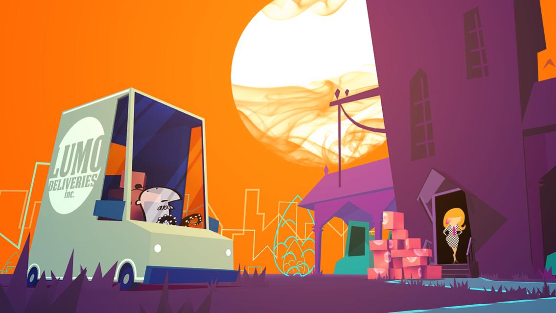 Lumo Deliveries, diventa manager di logistica globale su iOS
