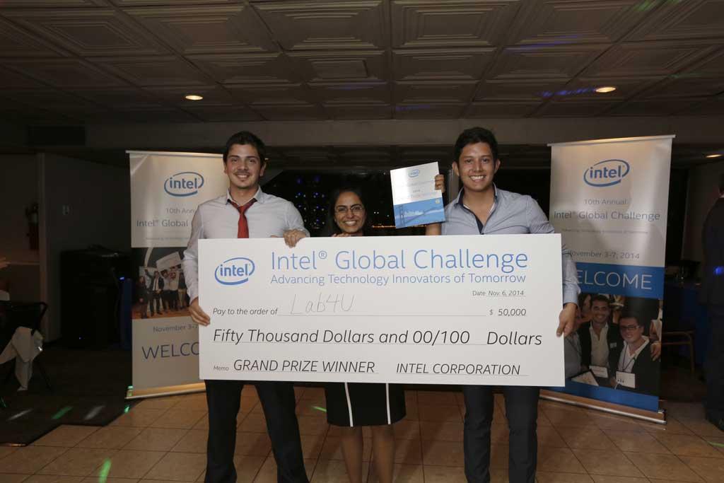Intel Global Challenge a Berkeley