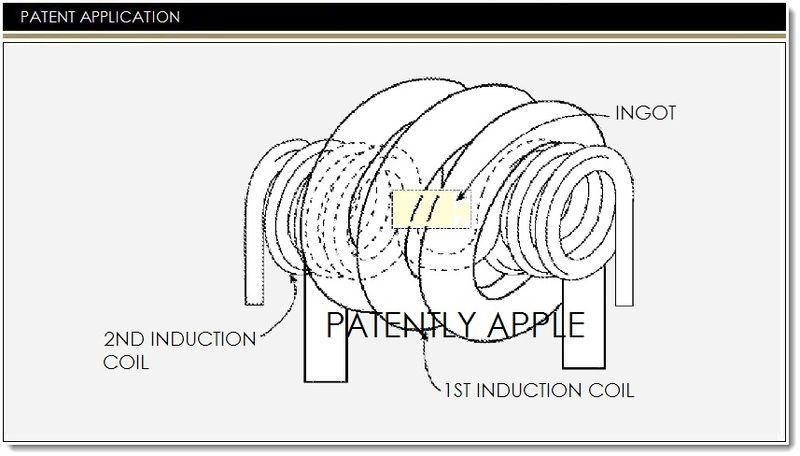 Un brevetto che riguarda il LiquidMetal