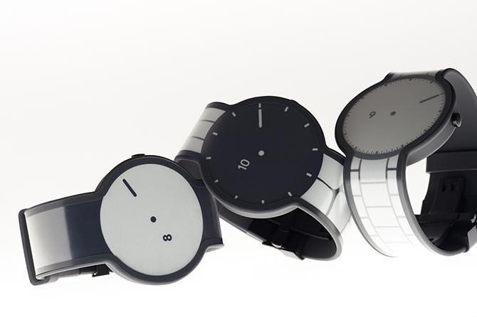 smartwatch e-paper