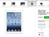 iPad ricondizionati con sconti fino al 48% su Apple Store online