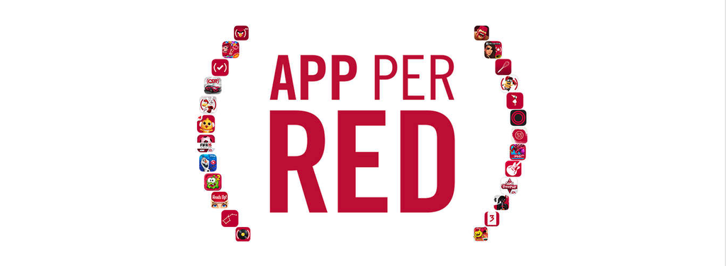 App Store Red