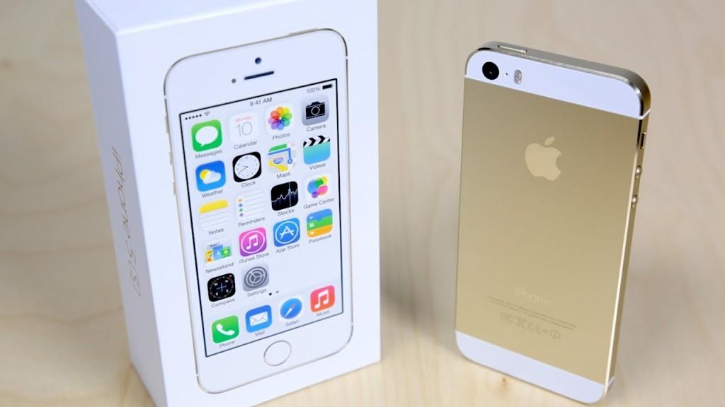 iPhone 5S potenziato