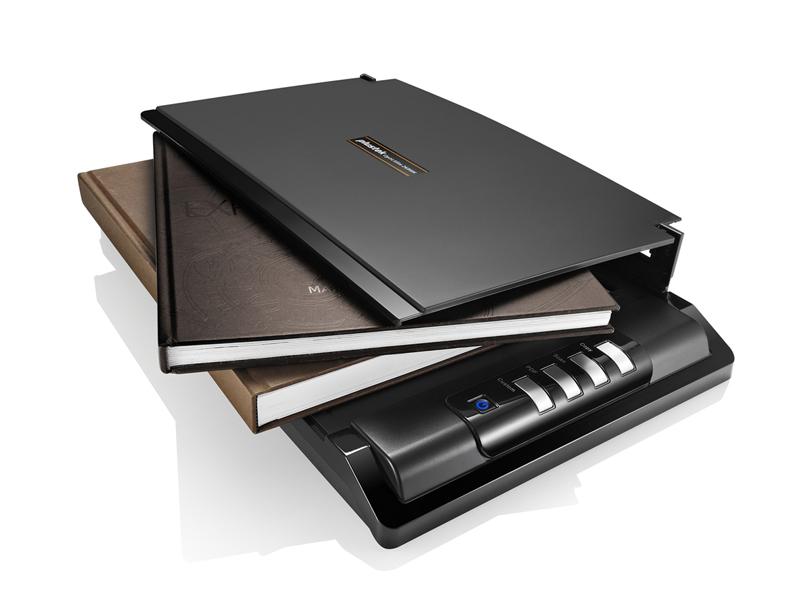 OpticSlim 2680H, lo scanner che digitalizza i documenti in 3 secondi a 1200 dpi