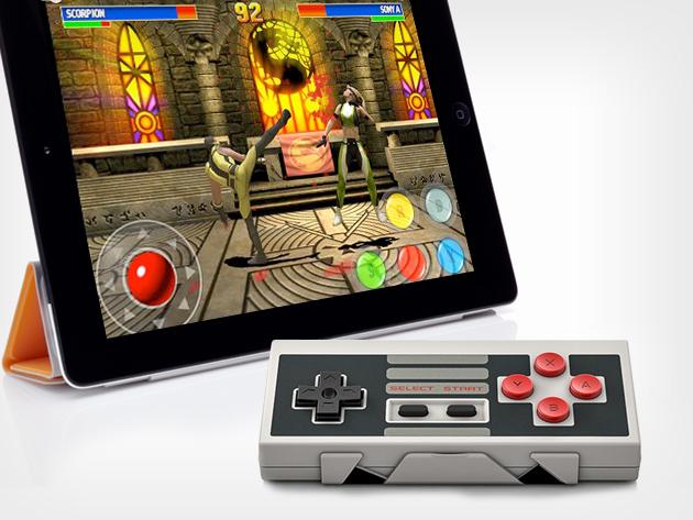 NES30, la magia dei pad Nintendo per iOS, Android, Mac e Windows in offerta: 23 euro