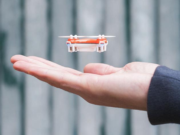 SKEYE, il nano drone radiocomandato da regalare a Natale in offerta a 28 euro