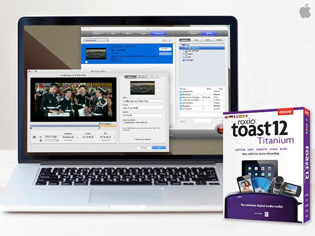 Toast Titanium 12