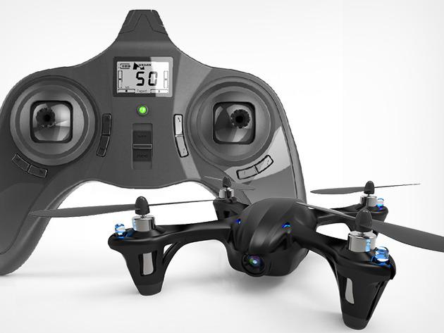 Drone stile stealth con videocamera HD integrata: 80 euro su StackSocial