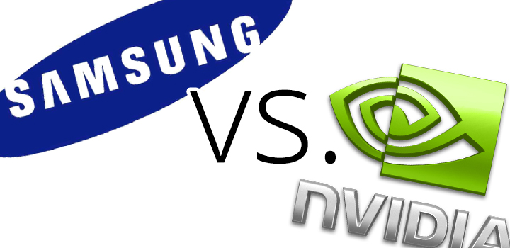 Samsung e Nvidia
