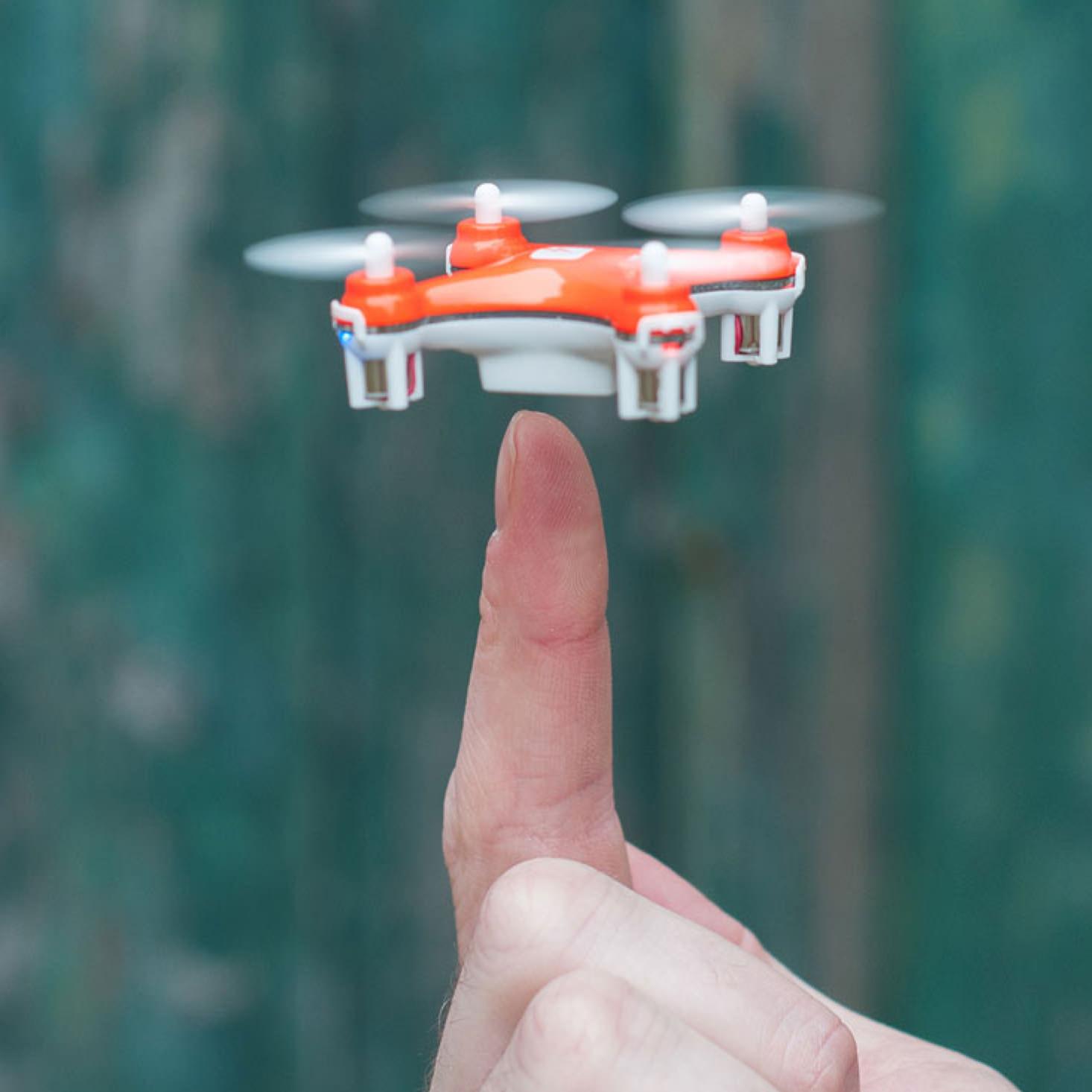 28 euro per SKEYE, nano drone radiocomandato: l'offerta termina domani