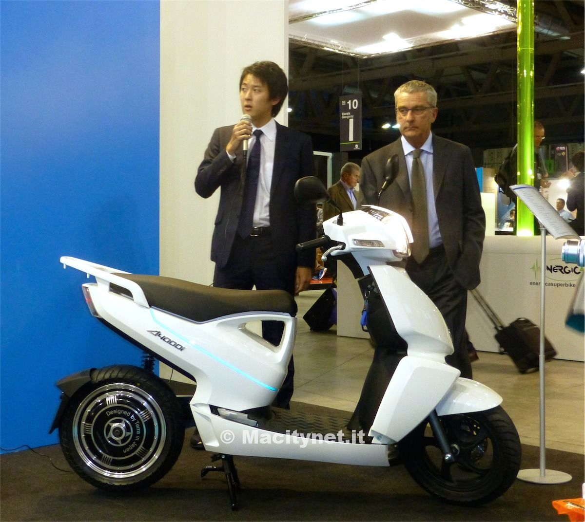 smart scooter A40001 5