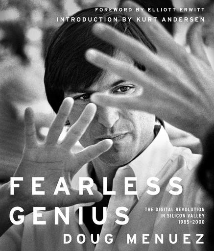 steve jobs in azione - Fearless Genius menuez