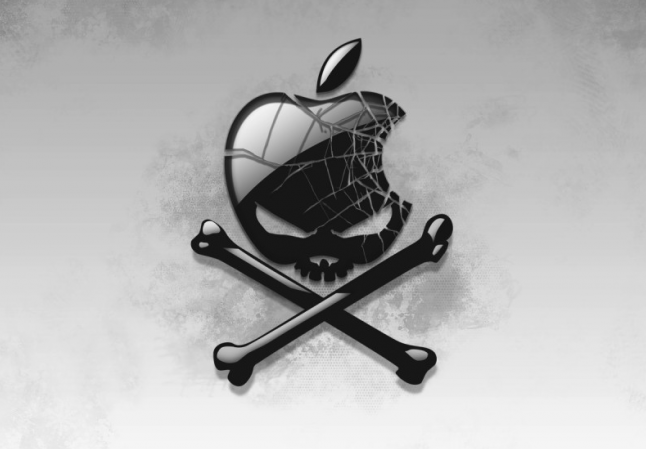 virus apple