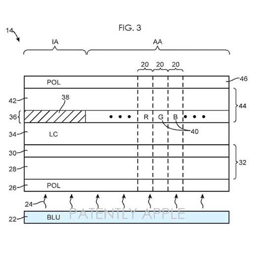 Apple, un display con tecnologia per ridurre l'affaticamento degli occhi