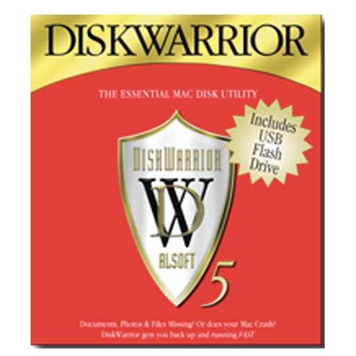 Alsoft DiskWarrior 5, aggiornata l'utility per riparare gli HD