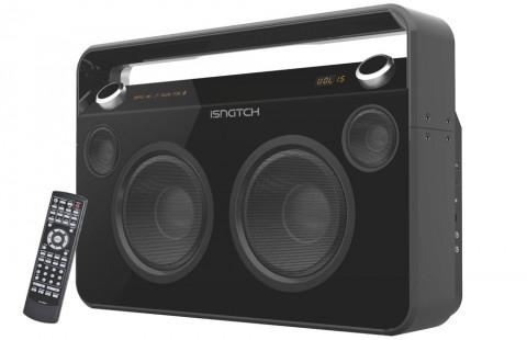 GBC SoundBox iSnatch 2