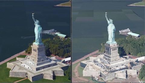 Google Maps e Google Earth 1