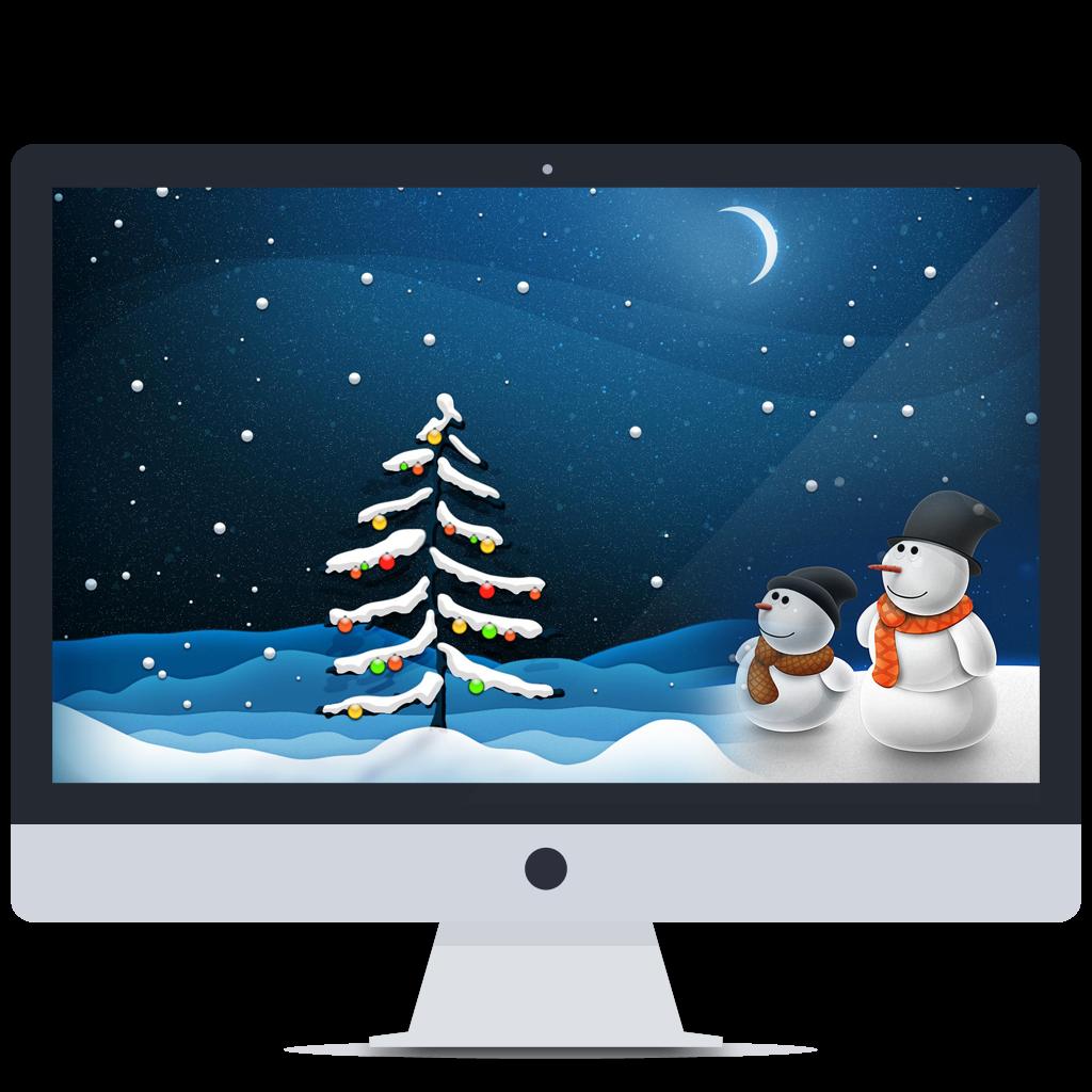 Voglia di Natale sul tuo Mac