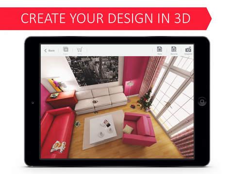 Living Room for Ikea 01